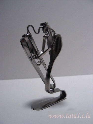 المجسمات الفنية -انظر ما يمكن عمله باستعمال شوكة الأكل - مستوى الثالثة ثانوي إعدادي 350_p45695