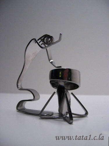 المجسمات الفنية -انظر ما يمكن عمله باستعمال شوكة الأكل - مستوى الثالثة ثانوي إعدادي 350_p45697